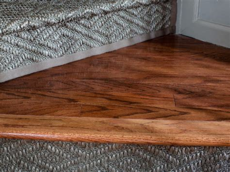 Nice Laminate Flooring Transition between Rooms   HOUSE DESIGN
