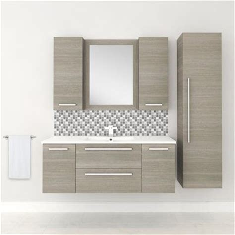 Wall Hung Vanity Canada by Vanities With Tops Vanities And Silhouette On