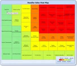prologika heat maps as reports