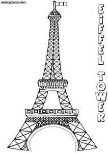 eiffel tower coloring page eiffel tower coloring pages coloring pages to