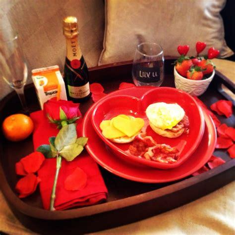 valentines breakfast breakfast in bed valentines so