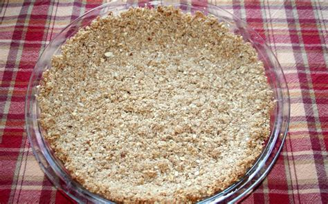 grain crazy oatmeal pie crust gluten free