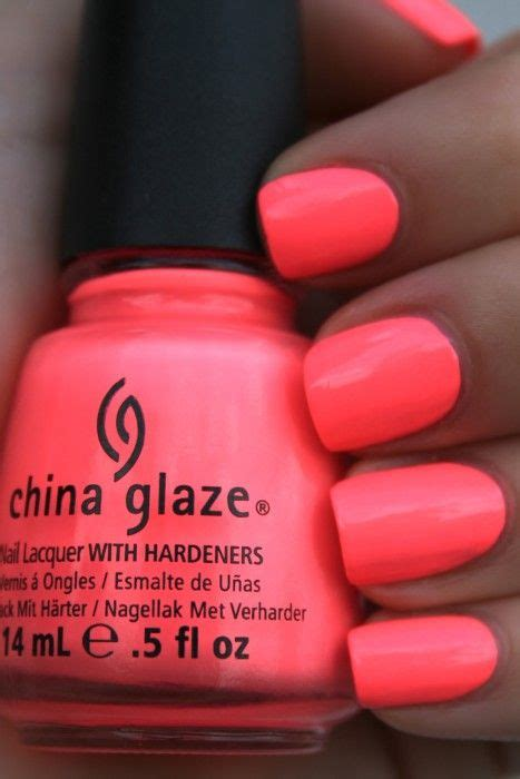 china glaze colors 25 best ideas about bright summer nails on