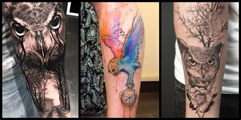 best owl tattoo designs 60 owl design ideas with watercolor dotwork and
