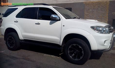 Logo 4 0 Fortuner 2009 toyota fortuner 3 0 d4d 4x4 used car for sale in johannesburg city gauteng south africa