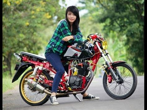 Lu Stop C70 By Loak Cb honda tiger racing racinglook indonesia