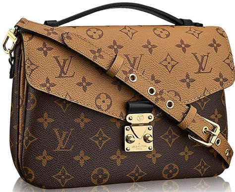 louis vuitton reversed monogram pochette metis bag bragmybag