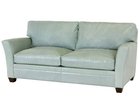 Classic Sectional Sofa Classic Leather Fletcher Sofa 48 Fletcher Leather Sofa
