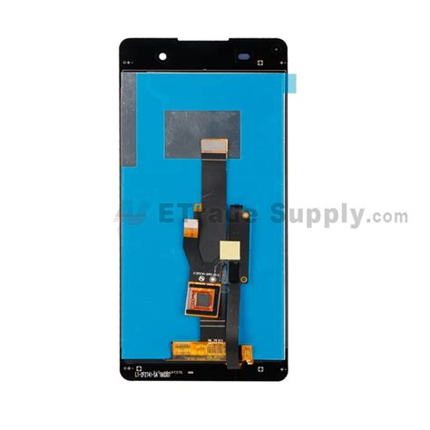 Lcd E5 sony xperia e5 lcd and digitizer assembly black etrade supply