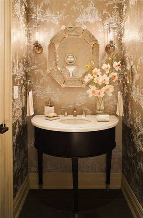 powder bathroom ideas stylish powder room decor ideas for a greater enjoyment
