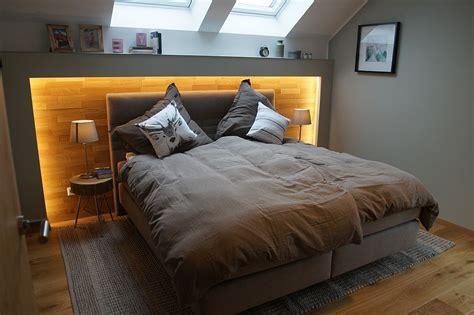 inneneinrichtung schlafzimmer schlafzimmer mit dachschr 228 ge inneneinrichtung okal