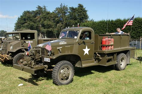 old military vehicles chevrolet g4100 g7100 military vehicles trucksplanet