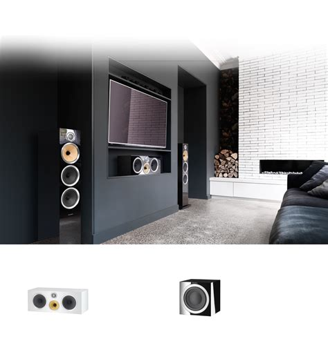explore the new b w cm series bowers wilkins