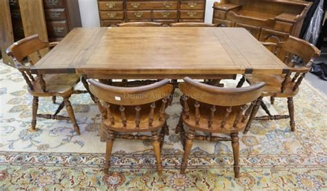 temple stuart dining room set temple stuart dining table 6 chairs 68 x 38 inch top plus