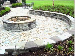 Deck and paver patio designs patios home furniture design