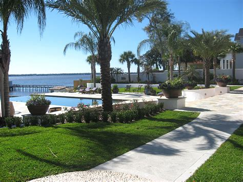 Florida Backyard Jacksonville by Jacksonville Florida Landscape Architecture Design