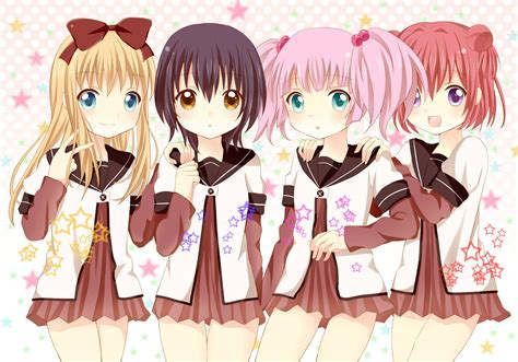 anime comedy live anime gallery rainbow colored artistry