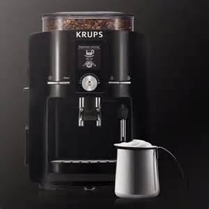 Krups Coffee Maker With Grinder Krups Ea8250 Espresseria Fully Automatic