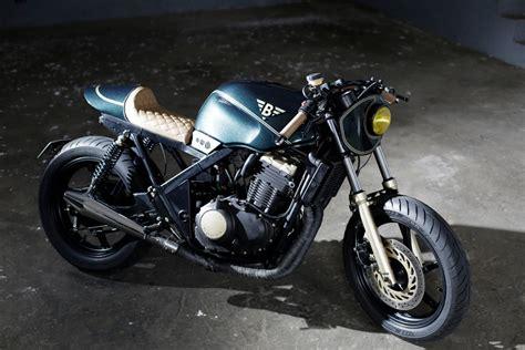 Motorrad Honda Cb 500 by Honda Cb500 Cafe Racer By Bold Motorcycles Bikebound