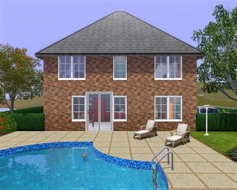 british houses mod the sims british house no cc