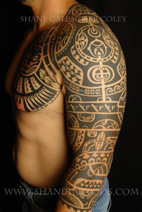 maori inspired tribal tattoo maori polynesian the rock inspired