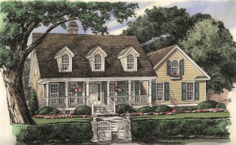 the liberty hill house plan details by donald a gardner