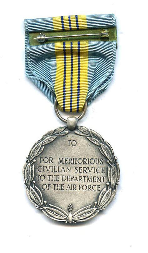Decoration For Exceptional Civilian Service by Air Exceptional Civilian Service Medal U S A