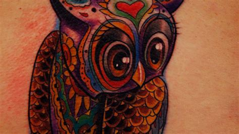 tattoo nightmare wise as an owl nightmares spike