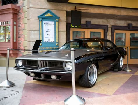 fast and furious 7 cars fast furious 7 cars make their debut at universal
