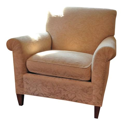 Where To Get Chairs Reupholstered Baker Furniture Reupholstered Club Chair Chairish