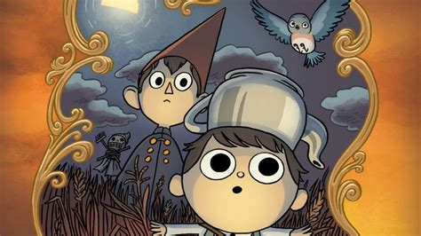 Exclusive Patrick Mchale Talks Bringing Over The Garden The Garden Wall Network