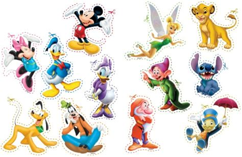 disney characters wall stickers free printable disney stickers disney rewards