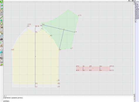 t shirt pattern measurements t shirt with raglan sleeves sewing pattern 6107 made