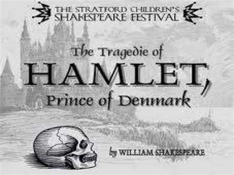 Hamlet William Shakespeare hamlet william shakespeare