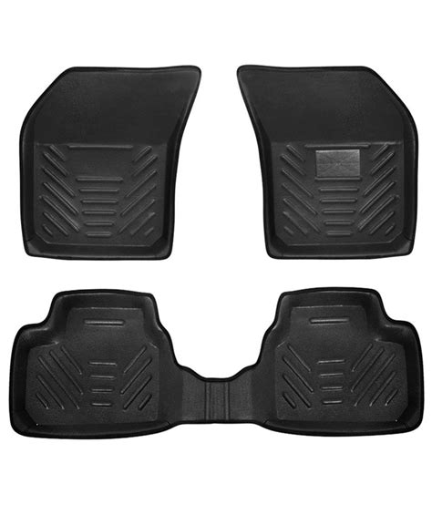Fitted Mats For Cars by Speedwav Fit Car 3d Floor Mats Set Of 4 Black Ford