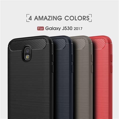 Softcase Casing Cover Silicon Samsung Galaxy J5 Carbon מוצר for samsung galaxy j5 2017 silicon eu eurasian version carbon fiber soft