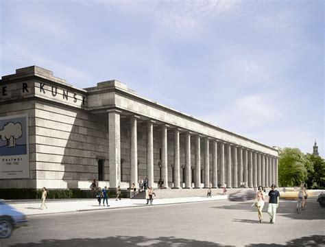 haus der kunst haus der kunst by david chipperfield architects