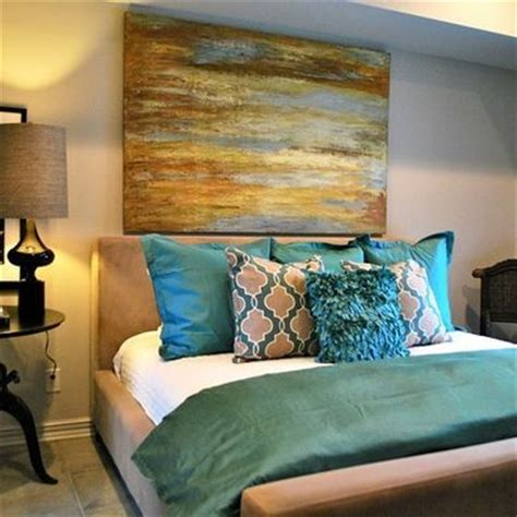 Bedroom Teal Design Pictures Remodel Decor And Ideas Teal And Gold Bedroom