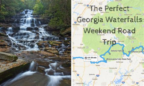 Waterfalls Backyard The Perfect Weekend Itinerary If You Love Exploring