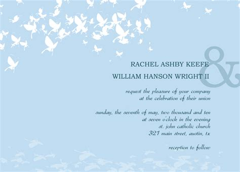 wedding reception invitations templates post wedding reception invitation templates