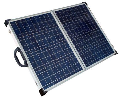 Solar Panels Lubbock - solarland 90w 12v portable foldable solar panel charging