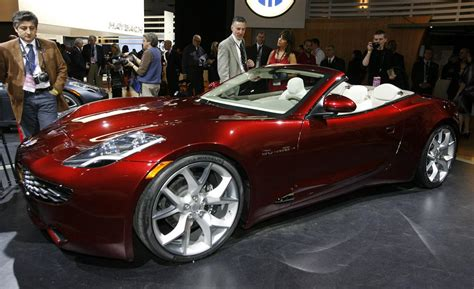 Karma Car Price by I Veien For En Dr 248 M Fisker Karma 2016 Price
