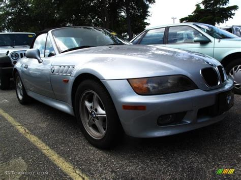 1997 arctic silver metallic bmw z3 1 9 roadster 34355608 gtcarlot car color galleries