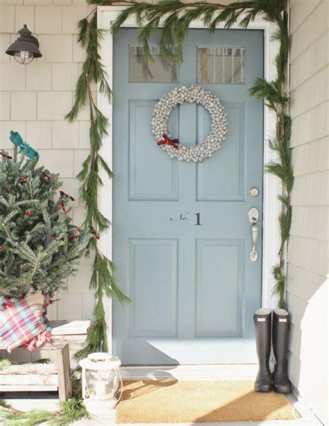 decorar puertas de navidad decoraci 243 n de puertas de entrada para navidad