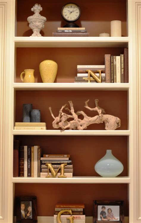 how to decorate open shelves designing home taming open shelves