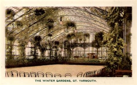 winter gardens great yarmouth great yarmouth