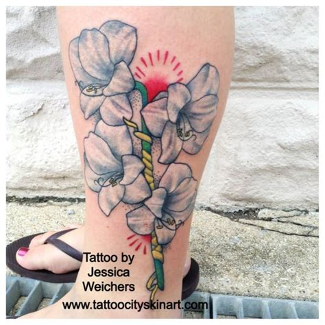 amaryllis tattoo 18 best images about huntington s disease on