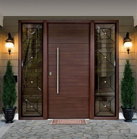 puerta interior madera puertas de madera para el interior y para la entrada de casa