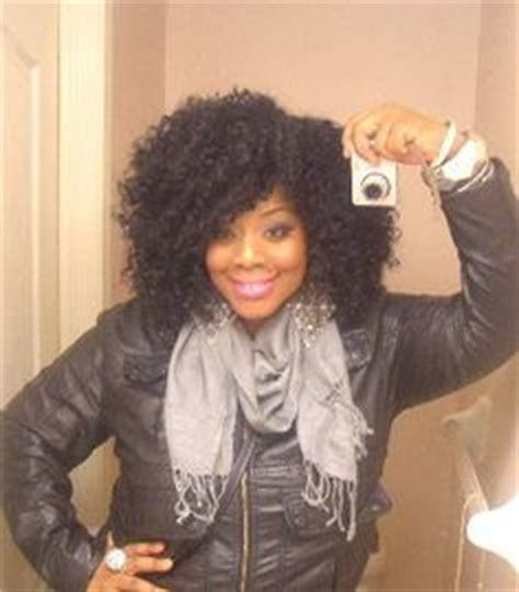 curly 14 inch curly invisible part curly styles on pinterest curls crochet braids and perm