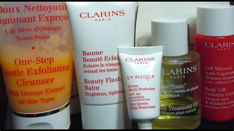 best clarins products clarins best of clarins kit review